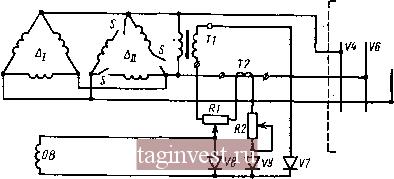 Схема генератора гд 312